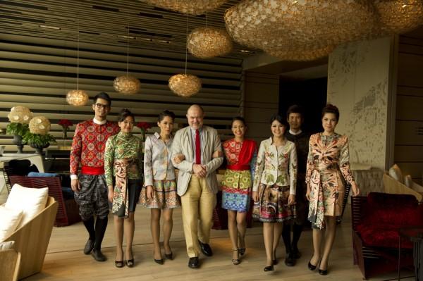 Christian Lacroix at Sofitel Bangkok クリスチャン・ラクロワ デザイン・ホテル バンコク ソフィテル・ソー