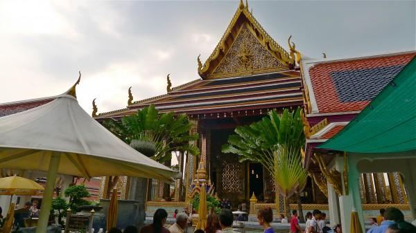 ワット・プラ・ケオ バンコク エメラルド寺院