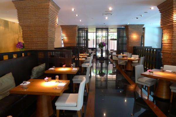 ナーム デザイン・ホテル メトロポリタン・バンコク