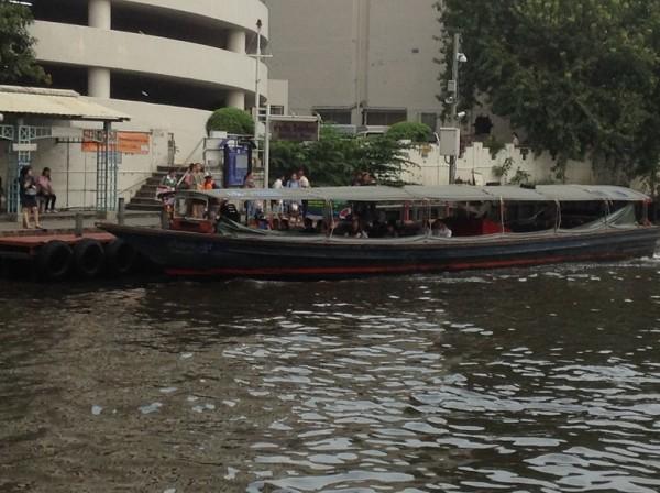 バンコク 運河