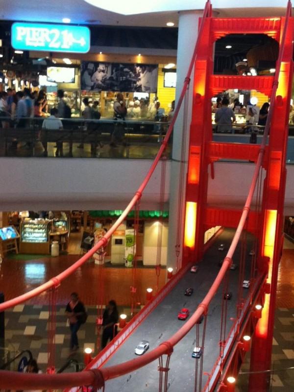 ターミナル21 バンコク